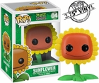 "Funko Pop Games Plants Vs Zombies #04 Sunflower Vinyl 3.75"" Figure"