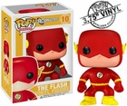 "Funko Pop Heroes DC Universe #010 The Flash Vinyl 3.75"" Figure"