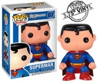 "Funko Pop Heroes DC Universe #07 Superman Vinyl 3.75"" Figure"