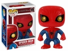 "Funko Pop Marvel #15 The Amazing  Spiderman Vinyl 3.75"" Figure"