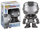 "Funko Pop Marvel #24 War Machine Vinyl 3.75"" Figure"