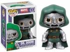 "Funko Pop Marvel Univers #17 Dr. Doom Vinyl 3.75"" Figure"