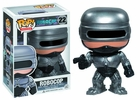 "Funko Pop Movies  #22 Robocop Vinyl 3.75"" Figure"