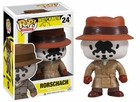 "Funko Pop Movies #24 Rorschach Vinyl 3.75"" Figure"