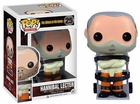 "Funko Pop Movies #25 Hannibal Lector Vinyl 3.75"" Figure"