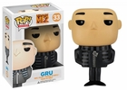 "Funko Pop Movies Despicable Me 2 #33 Gru Vinyl 3.75"" Figure"
