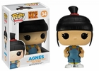 "Funko Pop Movies Despicable Me 2 #34 Agnes Vinyl 3.75"" Figure"