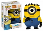 "Funko Pop Movies Despicable Me 2 #35 Carl Vinyl 3.75"" Figure"