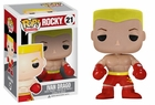 "Funko Pop Movies Rocky #21 Ivan Drago Vinyl 3.75"" Figure"