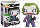 "Funko Pop Movies The Dark Knight #36 The Joker Vinyl 3.75"" Figure"