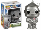 "Funko Pop Movies Wizard of Oz #38 Tin Man  Vinyl 3.75"" Figure"