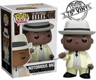 "Funko Pop Rapper #18 Notorious B.I.G. Vinyl 3.75"" Figure"
