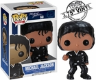 "Funko Pop Rock BAD Michael Jackson Vinyl 3.75"" Figure"