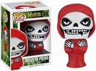 "Funko Pop Rock Band #33 Misfits Fiend Vinyl 3.75"" Figure"