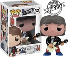 "Funko Pop Rock Band Sex Pistols # 32 Steve Jones Vinyl 3.75"" Figure"