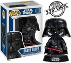 "Funko Pop Star Wars #01 Darth Vader Vinyl 3.75"" Figure"