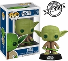 "Funko Pop Star Wars #02 Yoda Vinyl 3.75"" Figure"