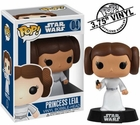 "Funko Pop Star Wars #04 Princess Leia Vinyl 3.75"" Figure"