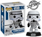 "Funko Pop Star Wars #05 Stormtrooper Vinyl 3.75"" Figure"