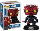 "Funko Pop Star Wars #09 Darth Maul Vinyl 3.75"" Figure"