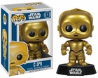 "Funko Pop Star Wars #13 C3PO Vinyl 3.75"" Figure"