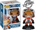 "Funko Pop Star Wars #17 Luke Skywalker X-Wing Pilot Vinyl 3.75"" Figure"