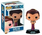 "Funko Pop Star Wars #18 Slave Leia Vinyl 3.75"" Figure"