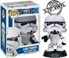 "Funko Pop Star Wars #21 Clone Trooper Vinyl 3.75"" Figure"