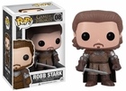 "Funko Pop T.V. Game of Thrones #08 Robb Stark Vinyl 3.75"" Figure"