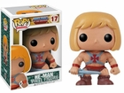"Funko Pop T.V. Masters Of The Universe #17 He-Man Vinyl 3.75"" Figure"