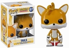 "Funko Pop T.V.  Sonic The Hedgehog #07 Tails Vinyl 3.75"" Figure"