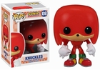 "Funko Pop T.V.  Sonic The Hedgehog #08 Knuckles Vinyl 3.75"" Figure"