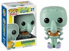 "Funko Pop T.V. Sponge Bob Square Pants #27 Squidward Vinyl 3.75"" Figure"