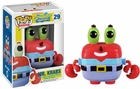 "Funko Pop T.V. Sponge Bob Square Pants #29 Mr. Krabs Vinyl 3.75"" Figure"