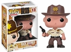 "Funko Pop T.V. The Walking Dead #13 Rick Grimes Vinyl 3.75"" Figure"