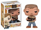 "Funko Pop T.V. The Walking Dead #14 Daryl Dixon Vinyl 3.75"" Figure"