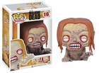 "Funko Pop T.V. The Walking Dead #16 Bicycle Girl Vinyl 3.75"" Figure"