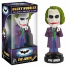 Funko Wacky Wobbler The Dark Knight The Joker Talking Bobble-Head