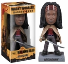 Funko Wacky Wobbler The Walking Dead Michonne Bobble-Head