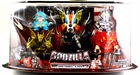 Godzilla Ban-Dai Chibi Godzilla, Mechagodzilla, Mothra, Gigan, King Ghidorah & Destoroyah Mini Action Figure 6-Pack