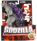 "Godzilla Ban-Dai Fusion Series Millenium Godzilla (Lighter with Purple Flames) 7"" Action Figure"