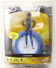 Halo 3 Series 1 McFarlane Toys Cortana Action Figure