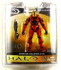 Halo 3 Series 1 McFarlane Toys Red Spartan Eva Action Figure