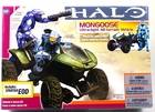 Halo Mongoose Ultra-Light All Terrain Vehicle with Spartan EOD Action Figure
