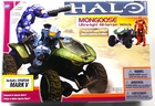 Halo Mongoose Ultra-Light All Terrain Vehicle with Spartan Mark V Action Figure