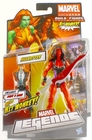 Marvel Legends Build A Figure Hit Monkey Series Hulkettes Action Figure