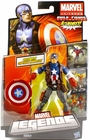 Marvel Legends Build A Figure Hit Monkey Series Ultimate Captain America Action Figure