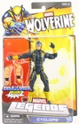 Marvel Legends Build a Figure Puck Series Cyclops Action Figure