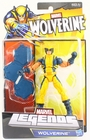 Marvel Legends Build a Figure Puck Series Wolverine Action Figure