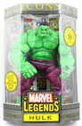 Marvel Legends Icons Toy Biz Series 2 Hulk Action Figure